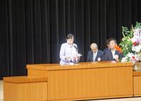 第19回千葉県民生委員児童委員大会 大野会長挨拶